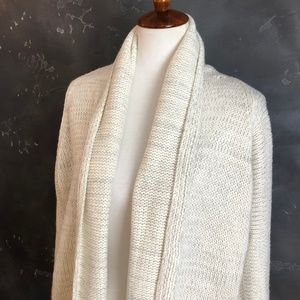 NWT Workshop Republic Clothing Chunky Cardigan
